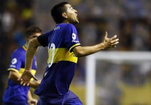 Boca_Riquelme_gol_PS_Gamma
