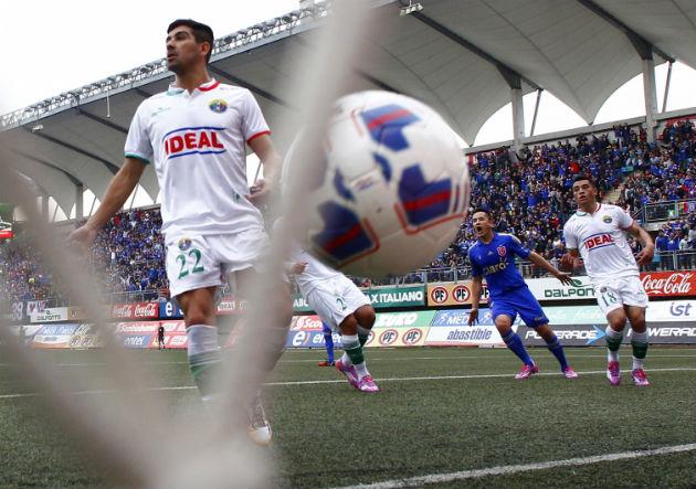 [FOTOS] Revisa las mejores imágenes del partido entre Universidad de Chile y Audax Italiano (CHV)  Audax_u_9_ps