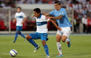 Futbol, Universidad Catolica vs O'Higgins