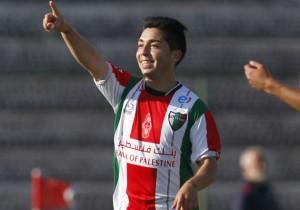 Cesar_Valenzuela_Palestino_gol_PS