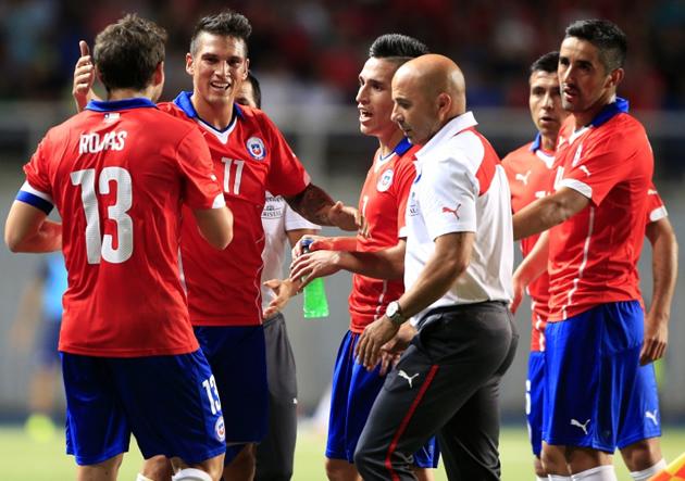 La 'Roja' comenzó el 2015 con trabajado triunfo sobre EE.UU. Chile_Estados_Unidos_PS