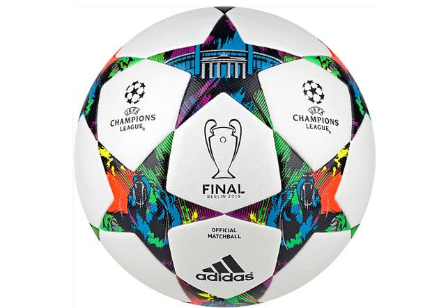 05b1cf7476a37 Revelan el balón oficial de la final de la Champions League 2015 ...