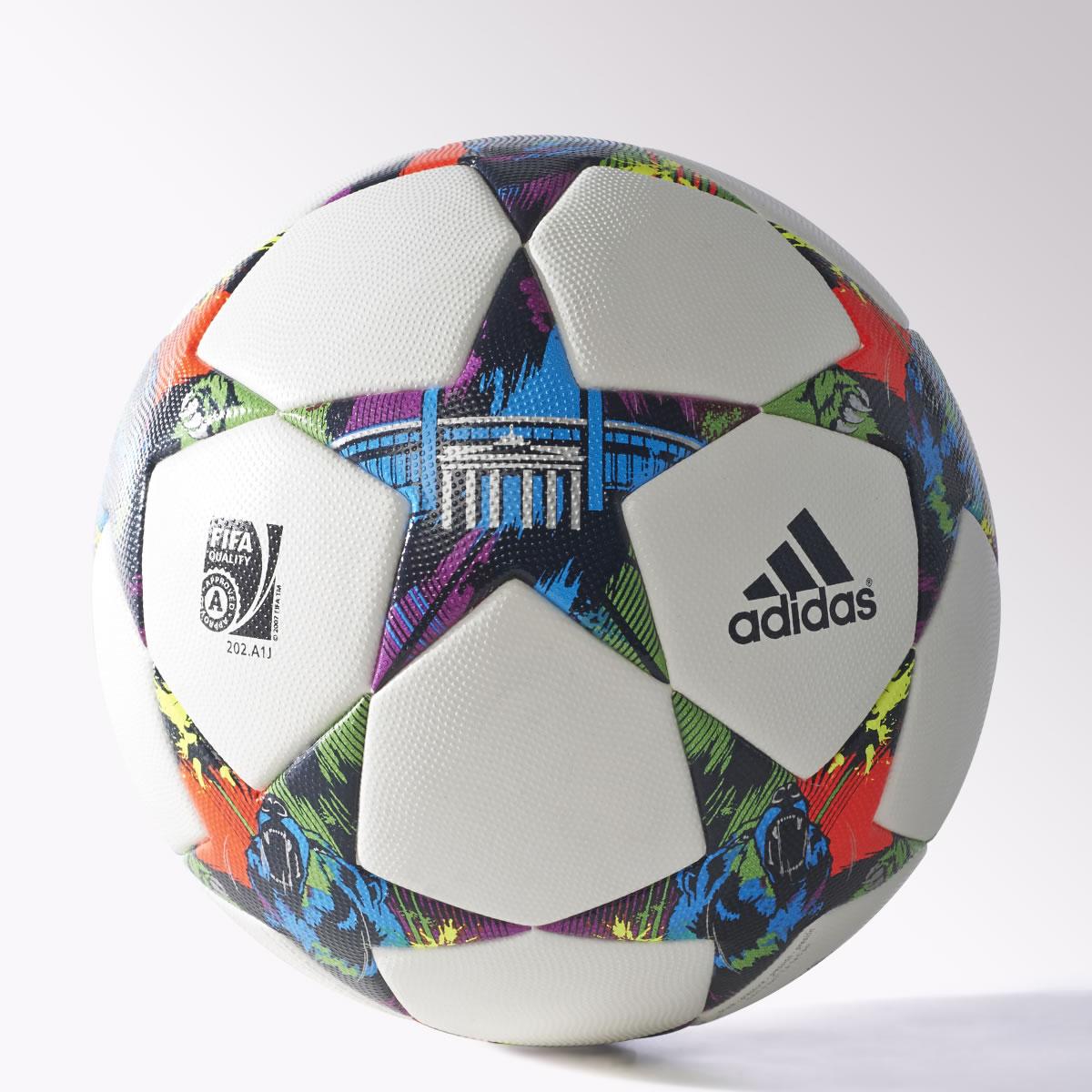 489ab0452381b Revelan el balón oficial de la final de la Champions League 2015 ...