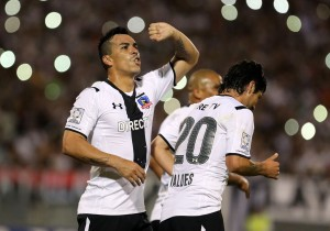 Football, Colo Colo v Atlas