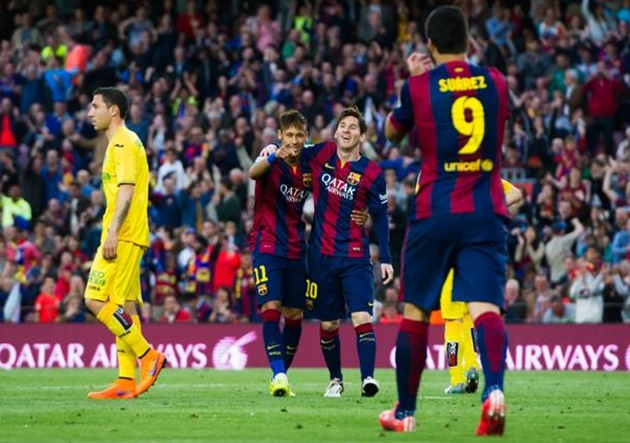 Barcelona_Getafe_Messi_Neymar_Suarez
