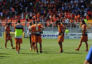 Futbol,Cobreloa vs Colo Colo.
