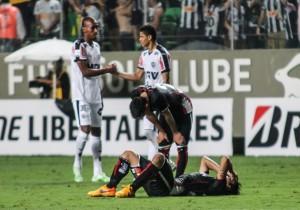 Futbol, Atletico Mineiro v Colo Colo
