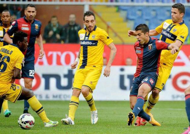Inter de Milão interessada no atacante Iago Falqué, do Genoa