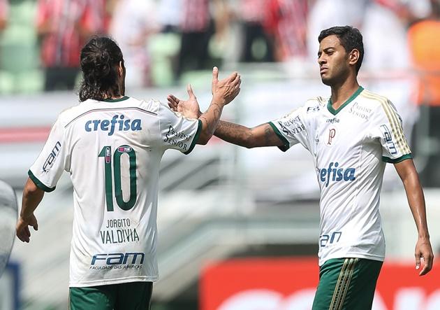 Futbol, Palmeiras v Botafogo FC