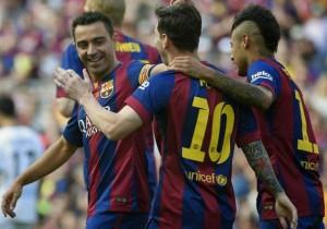 Barcelona_Celebración_Xavi_2015