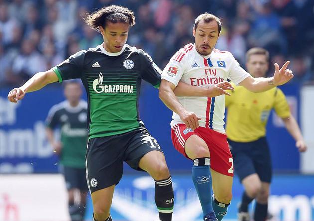 Hamburgo_Schalke_Bundesliga_2015