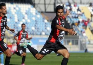 Futbol, Ohiggins vs Antofagasta.