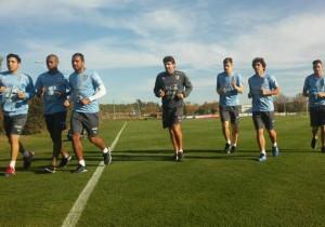 Uruguay_Entrenamientos_Copa_América_2015
