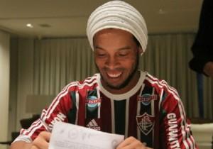 Ronaldinho_Fluminense