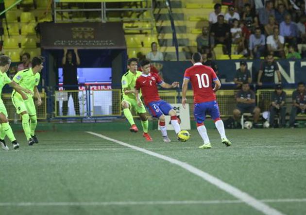 Chile_Sub20_Selección_Cotif_Alcudia_2015