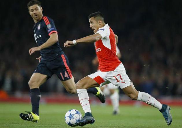 Alexis_Arsenal_Bayern_2015