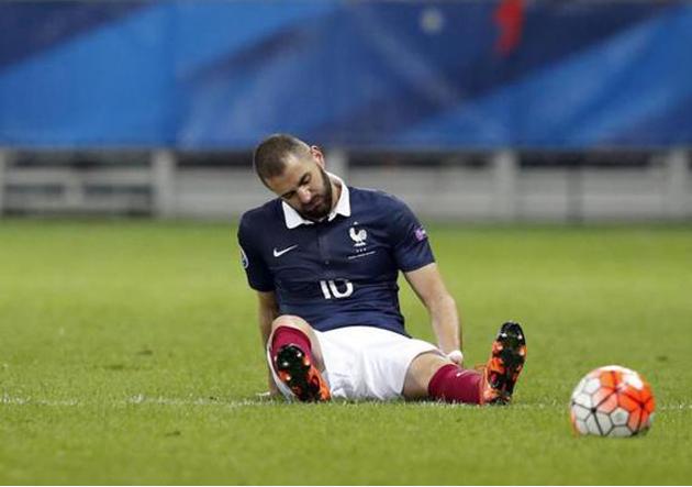Karim Benzema quiere regresar a la selección de Francia: