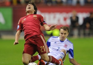 Spain v Luxembourg - UEFA EURO 2016 Qualifier