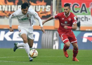 Mainz_Augsburgo_Bundesliga_2015
