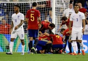 España_Inglaterra_Amistoso_2