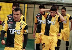 Deportes Iberia vs Coquimbo Unido