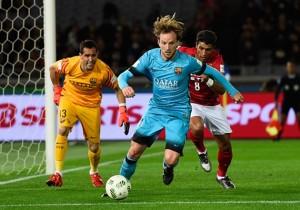 Barcelona v Guangzhou Evergrande FC - FIFA Club World Cup Semi Final