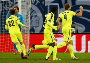 KAA Gent v FC Zenit - UEFA Champions League