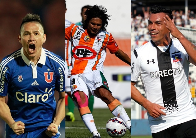 Chilenos_Libertadores_2016