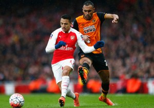Arsenal v Hull City - The Emirates FA Cup Fifth Round