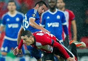 Athletic Bilbao v Marseille - UEFA Europa League Round of 32: Second Leg