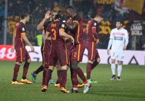 Carpi FC v AS Roma - Serie A