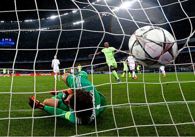 FC Dynamo Kyiv v Manchester City FC  - UEFA Champions League Round of 16: First Leg