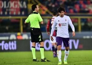 Matias Fernandez_Fiorentina_expulsion_2016