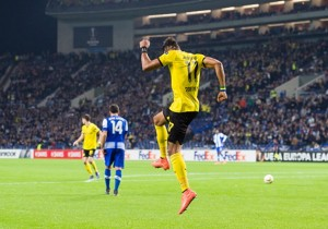 FC Porto v Borussia Dortmund - UEFA Europa League Round of 32: Second Leg