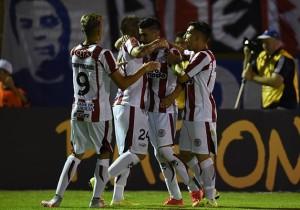 River_Uruguay_Celebra_U_De_Chile_Libertadores_2016