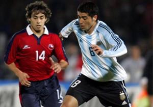 Argentine midfielder Juan Roman Riquelme