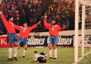 Chile Argentina Francia 98
