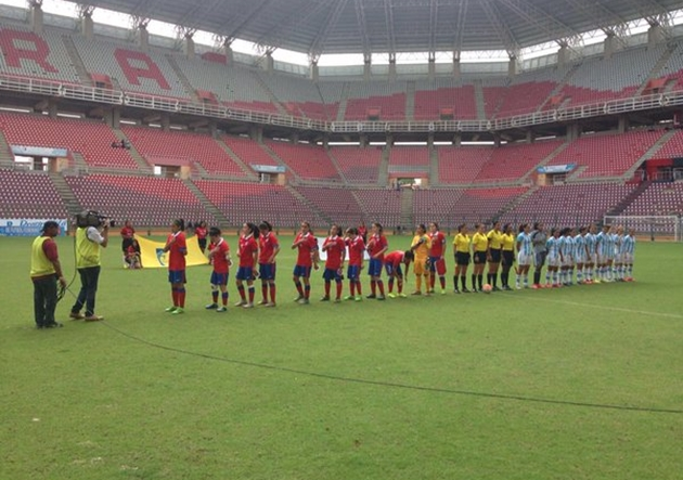 Chile Pierde Sede Del Sudamericano Femenino Adulto De: Chile Igualó Con Argentina Por El Sudamericano Sub 17