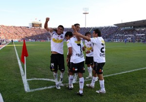 FUTBOL, UNIVERSIDAD DE CHILE VS. COLO COLO