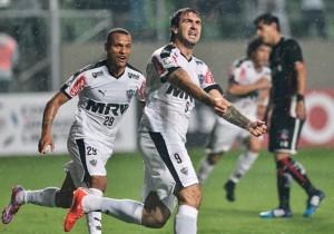 Atletico MG v Colo Colo - Copa Bridgestone Libertadores 2015