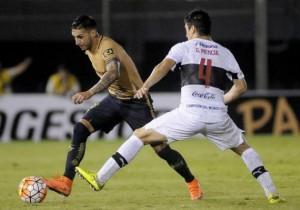 Pumas Olimpia_Copa Libertadores3_2016