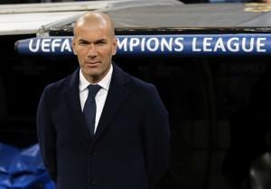 Real Madrid Roma_Zinedine Zidane_Champions League_2016