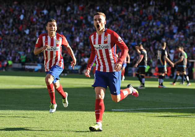 Antoine Greizmann_Atletico de Madrid_gol_abril_2016