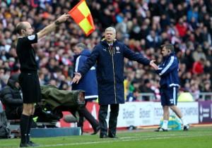 Arsene Wenger_Arsenal Sunderland_2016