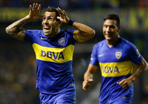 Boca Juniors v Deportivo Cali - Copa Libertadores 2016