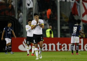 Colo Colo Independiente del Valle Lamento Pavez