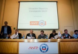 Consejo de Presidentes_Desafiliacion Concepcion_ANFP_2016_PS