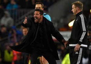 Diego Simeone_Champions_Barcelona Atletico_2016