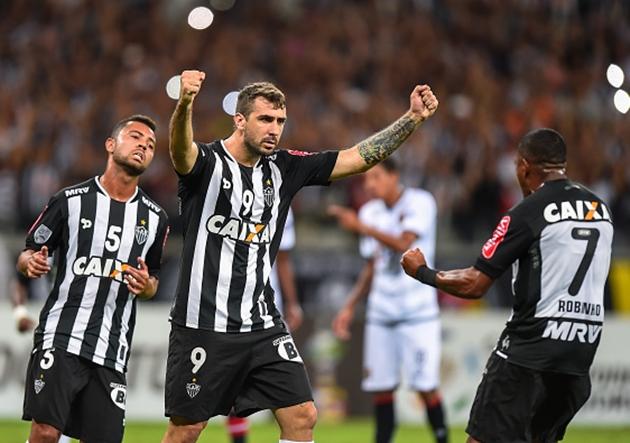 Atletico MG v Melgar - Copa Bridgestone Libertadores 2016