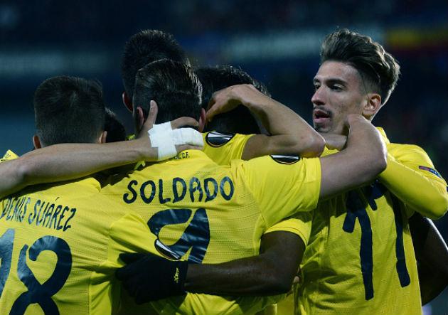 Villarreal derrotó en Balaídos al Celta de Díaz y Hernández